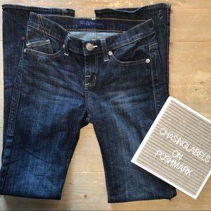 Rock & Republic : dark wash Kasandra Jeans